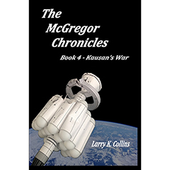 The McGregor Chronicles: Book 4 – Kaùsan´s Book Image