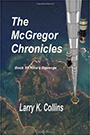 The McGregor Chronicles: Book 5 – Nina's Revenge cover design