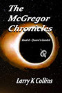 The McGregor Chronicles: Book 6 – Queen's Gambit cover design